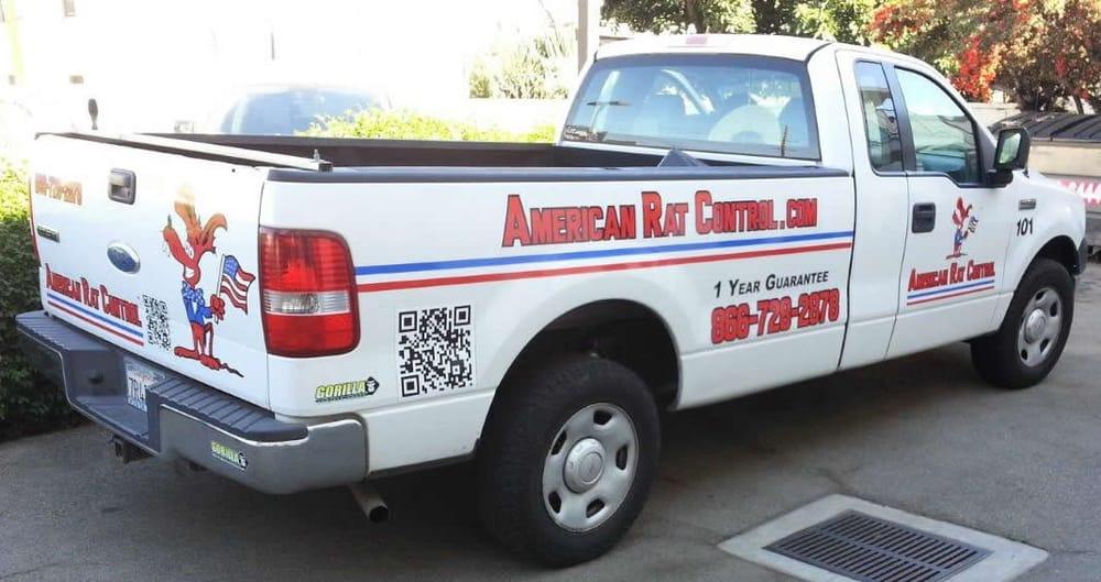 american rat control services in LA